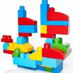Mega-Bloks-DCH63-Bausteinebeutel-Gro-80-Teile-grundfarben-0-1